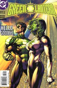 Cover Thumbnail for Green Lantern (DC, 1990 series) #177