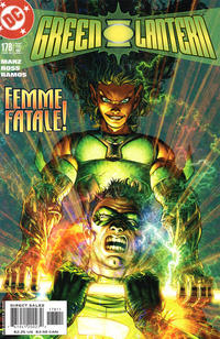 Cover Thumbnail for Green Lantern (DC, 1990 series) #178 [Direct Sales]