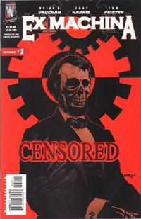 Cover Thumbnail for Ex Machina (DC, 2004 series) #2