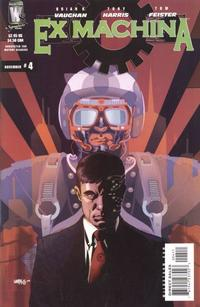 Cover Thumbnail for Ex Machina (DC, 2004 series) #4