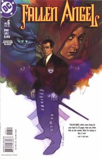 Cover Thumbnail for Fallen Angel (DC, 2003 series) #6