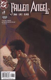 Cover Thumbnail for Fallen Angel (DC, 2003 series) #8