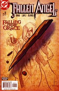 Cover Thumbnail for Fallen Angel (DC, 2003 series) #9
