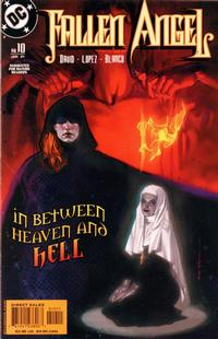 Cover Thumbnail for Fallen Angel (DC, 2003 series) #10