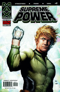 Cover Thumbnail for Supreme Power (Marvel, 2003 series) #2
