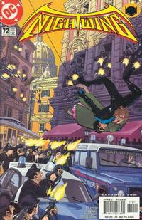 Cover Thumbnail for Nightwing (DC, 1996 series) #72
