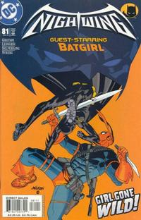 Cover Thumbnail for Nightwing (DC, 1996 series) #81