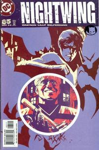 Cover Thumbnail for Nightwing (DC, 1996 series) #85