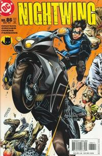 Cover Thumbnail for Nightwing (DC, 1996 series) #86