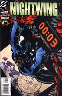 Cover Thumbnail for Nightwing (DC, 1996 series) #92