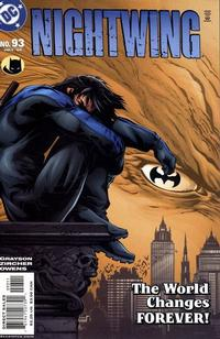 Cover Thumbnail for Nightwing (DC, 1996 series) #93