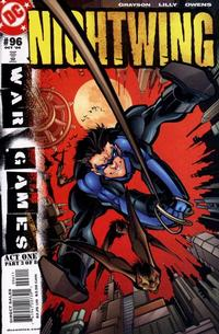 Cover Thumbnail for Nightwing (DC, 1996 series) #96