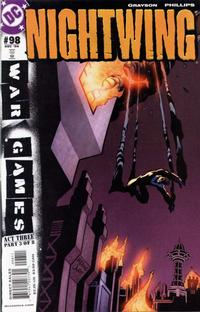 Cover Thumbnail for Nightwing (DC, 1996 series) #98