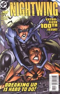 Cover Thumbnail for Nightwing (DC, 1996 series) #100