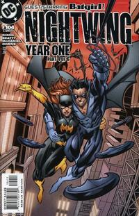 Cover Thumbnail for Nightwing (DC, 1996 series) #104