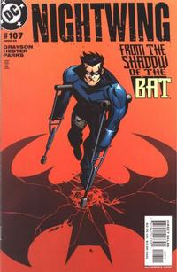 Cover Thumbnail for Nightwing (DC, 1996 series) #107