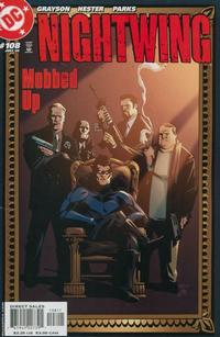 Cover Thumbnail for Nightwing (DC, 1996 series) #108