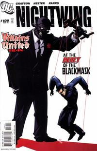 Cover Thumbnail for Nightwing (DC, 1996 series) #109