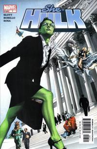 Cover Thumbnail for She-Hulk (Marvel, 2004 series) #7