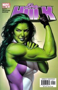 Cover Thumbnail for She-Hulk (Marvel, 2004 series) #9