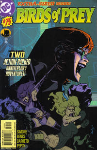 Cover Thumbnail for Birds of Prey (DC, 1999 series) #75