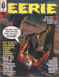 Cover Thumbnail for Eerie (Warren, 1966 series) #13