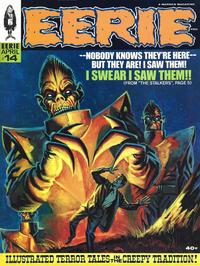 Cover Thumbnail for Eerie (Warren, 1966 series) #14