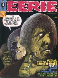 Cover Thumbnail for Eerie (Warren, 1966 series) #20