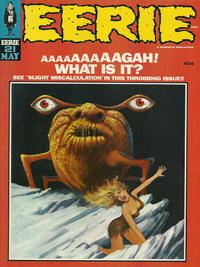 Cover Thumbnail for Eerie (Warren, 1966 series) #21