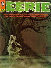 Cover for Eerie (Warren, 1966 series) #25