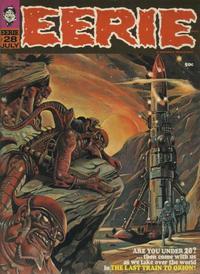 Cover Thumbnail for Eerie (Warren, 1966 series) #28