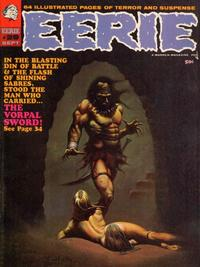 Cover Thumbnail for Eerie (Warren, 1966 series) #29