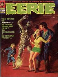 Cover Thumbnail for Eerie (Warren, 1966 series) #30