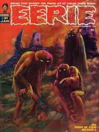 Cover Thumbnail for Eerie (Warren, 1966 series) #31