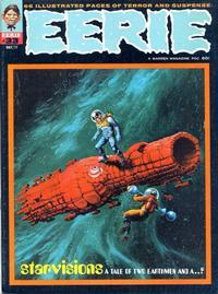 Cover Thumbnail for Eerie (Warren, 1966 series) #33