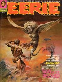 Cover Thumbnail for Eerie (Warren, 1966 series) #34