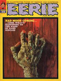 Cover Thumbnail for Eerie (Warren, 1966 series) #36