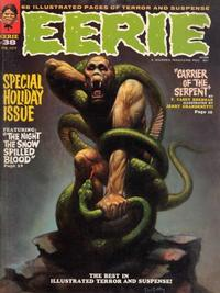 Cover Thumbnail for Eerie (Warren, 1966 series) #38
