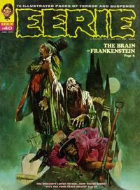 Cover Thumbnail for Eerie (Warren, 1966 series) #40