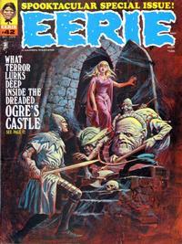 Cover Thumbnail for Eerie (Warren, 1966 series) #42