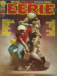 Cover Thumbnail for Eerie (Warren, 1966 series) #73