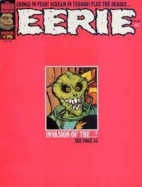 Cover Thumbnail for Eerie (Warren, 1966 series) #75