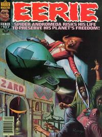 Cover for Eerie (Warren, 1966 series) #107