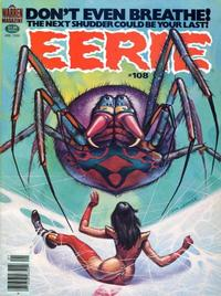 Cover Thumbnail for Eerie (Warren, 1966 series) #108