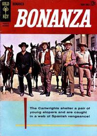 Cover Thumbnail for Bonanza (Western, 1962 series) #1