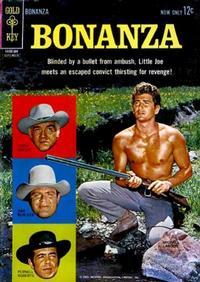Cover Thumbnail for Bonanza (Western, 1962 series) #4