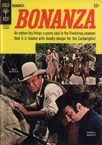 Cover for Bonanza (Western, 1962 series) #11
