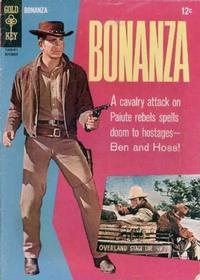 Cover Thumbnail for Bonanza (Western, 1962 series) #22