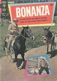 Cover Thumbnail for Bonanza (Western, 1962 series) #24