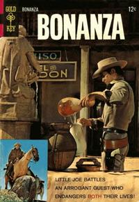 Cover Thumbnail for Bonanza (Western, 1962 series) #28